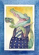 Mrs Ally Gator